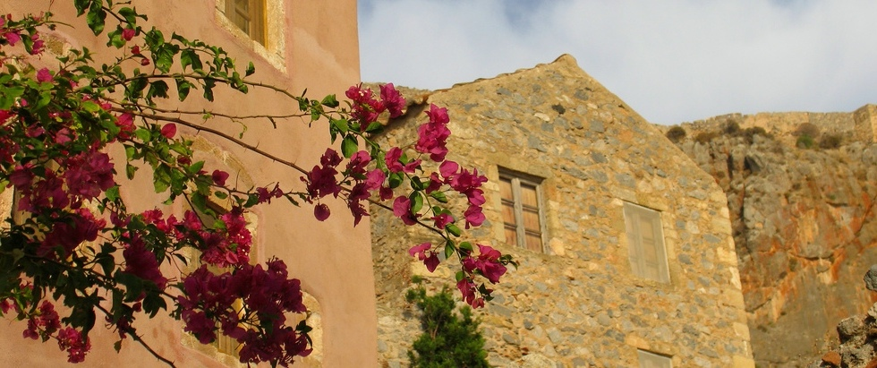 <h1>Events, Tours & Activities</h1><h3>Assist to cultural events and local festivals, explore the area around Monemvasia, and participate to our activities to learn more or just to have fun.</h3>