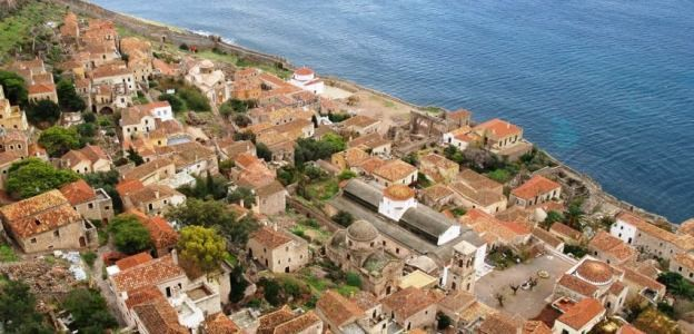 Guided Tours in the Castle of Monemvasia