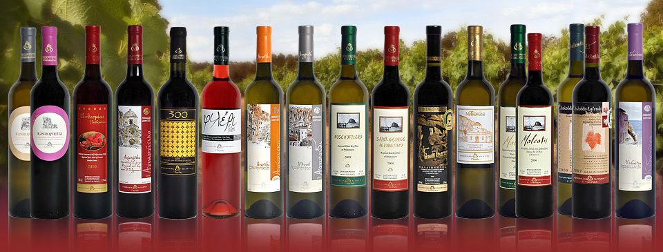 Monemvasia Winery George Tsimpidis Monemvasia Wines
