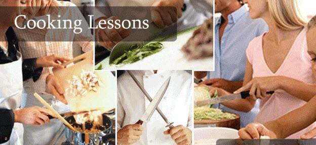 Μαθήματα μαγειρικής στη Μονεμβασιά